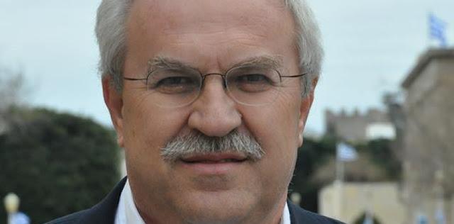 «Απαράδεκτη η απουσία της κυβέρνησης από τον εορτασμό της προσάρτησης των Δωδεκανήσων»  Βολές κατά πάντων από τον Συριζαίο  βουλευτή Δημήτρη Γάκη: