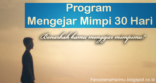 Program MM 30 Hari