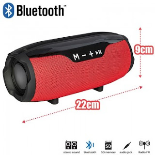 charce e14+ altoparlanti bluetooth