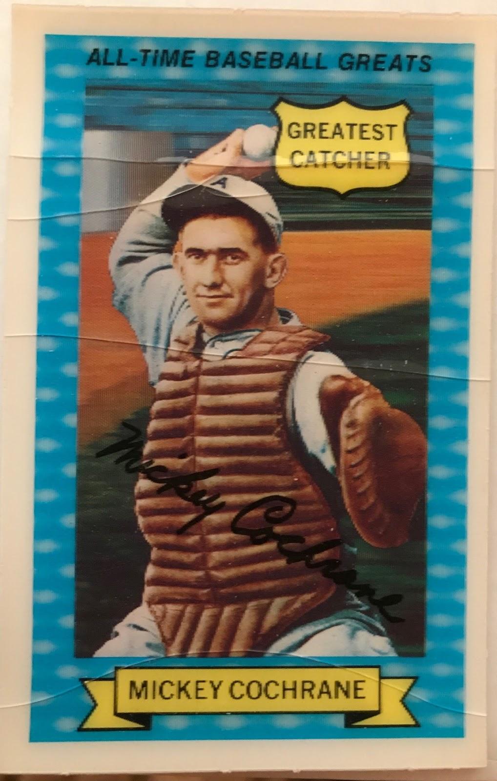 Run Fore Kelloggs Baseball Cards 1972 Kelloggs All Time
