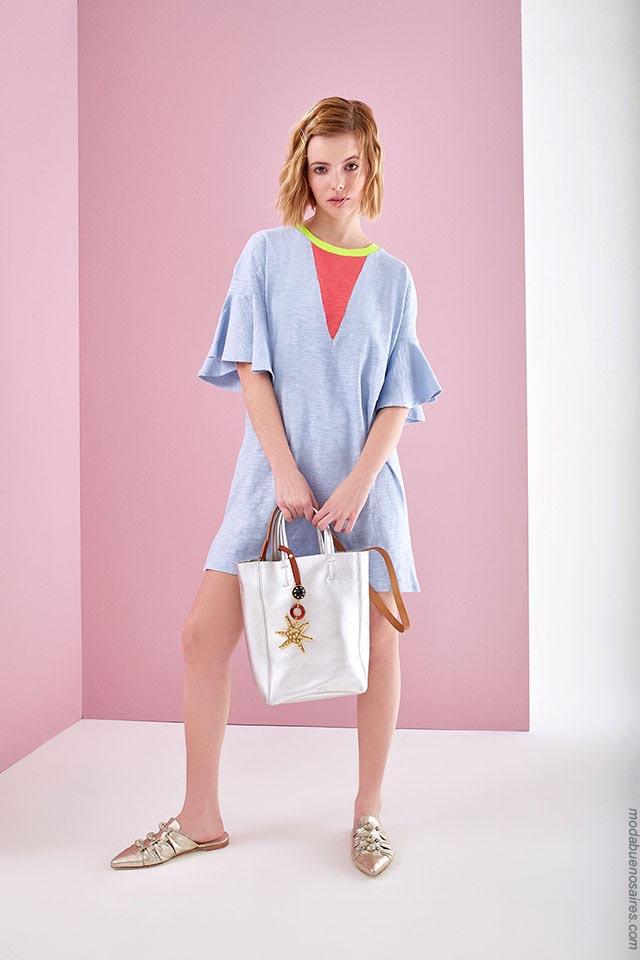 Moda mujer primavera verano 2019. Ropa de moda 2019 mujer.