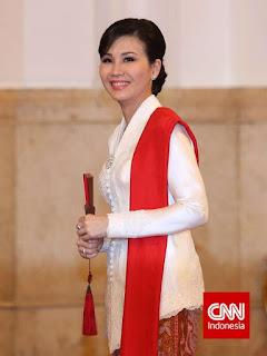 Biografi Veronica Tan