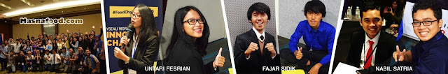 Tim UGM Jadi Finalis Tantangan Inovasi Pangan Internasional YSEALI
