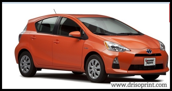 Toyota Prius C Review Consumer Reports