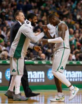Terry Rozier, Kyrie Irving nominated for Clutch Shot, Handle of the Year | CelticsLife.com ...