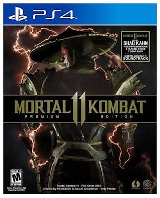 edición premium de mortal kombat 11