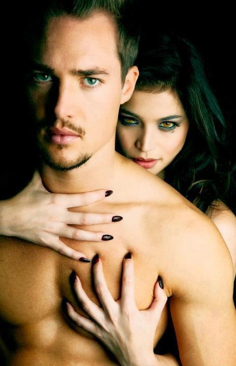 Anne Curtis and Alexander Doetsch of Blood Ransom