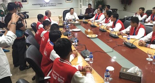 Seleksi Timnas U-15 untuk Kejuaraan Asia 2016 Digelar di Makassar