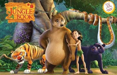 jungle book images cartoon
