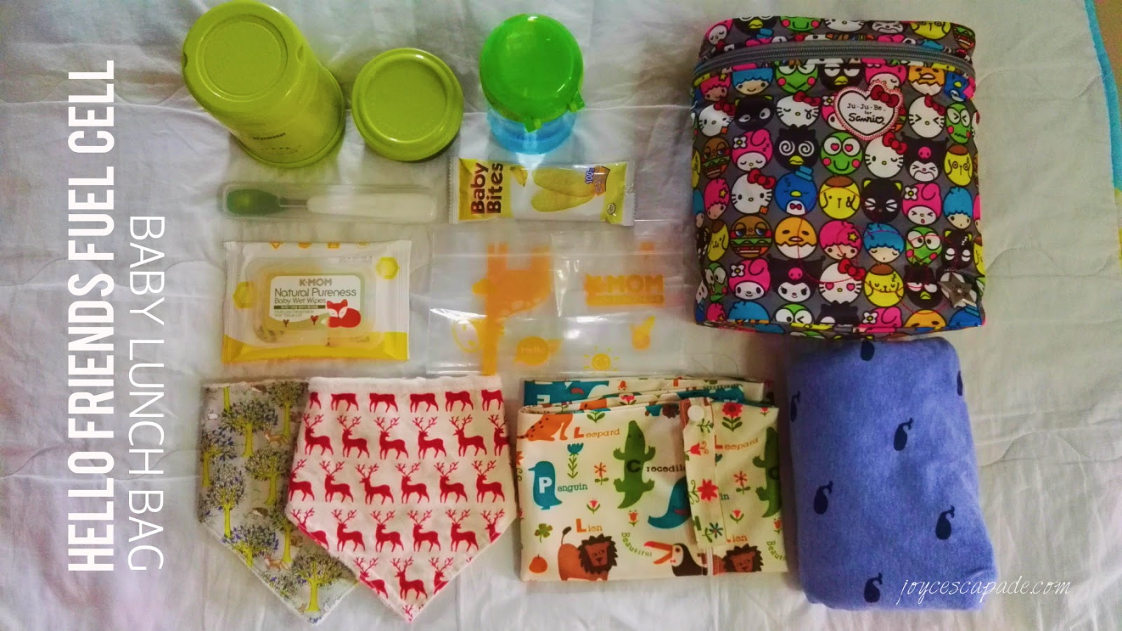 Packing Jujube Hello Friends Fuel Cell As Babys Lunch Bag Joy N Coin Purse My First Blog Post About How I Pack Bags Head Over To This For Just Wanna Focus On