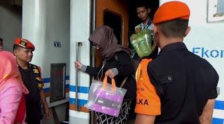 H-8 Lebaran Kedatangan Penumpang KA di Jombang Meningkat 30 Persen