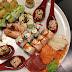 O sushi do Sushisan Porto é sem limites
