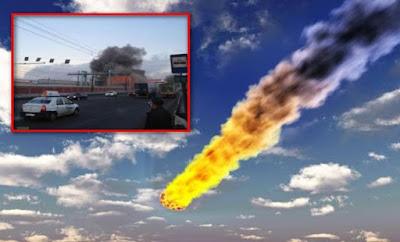 Προειδοποίηση ΣΟΚ από τον Ευρωπαϊκό Οργανισμό Διαστήματος: «Θα βρέξει φωτιά στην Ελλάδα!!!»