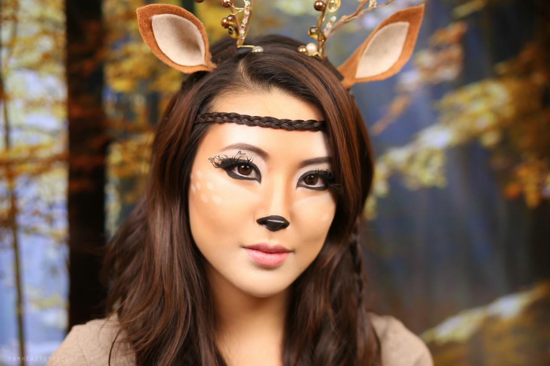 Deer Makeup Tutorial  2e2e6cc6a85