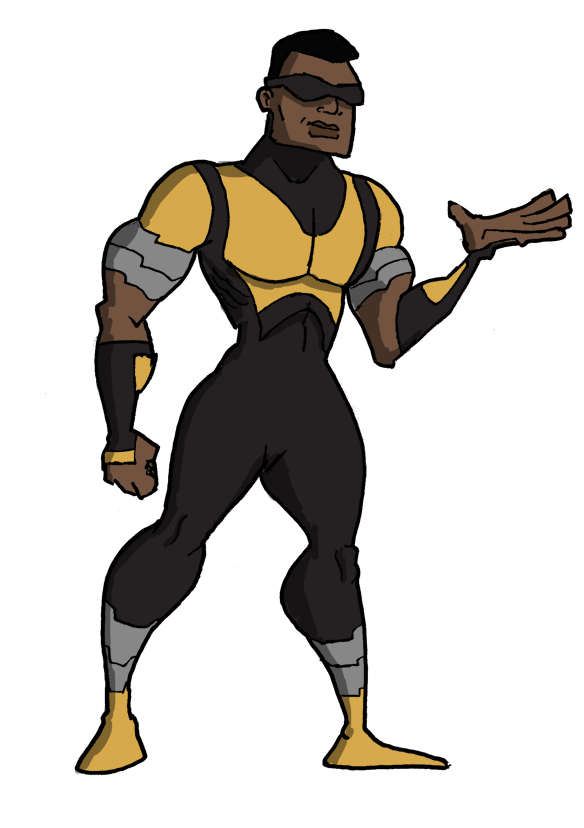ultimate spiderman powerman - photo #5