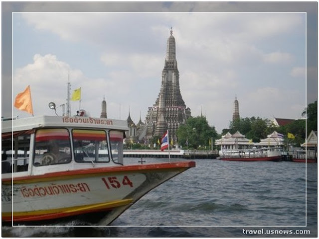 Wat Arun  - Top 7 Best Places to Travel in Bangkok, Thailand at Least Once in Your Life Time