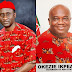 BREAKING NEWS: Gov. Ikpeazu Wins Uche Ogah as Supreme Court Affirms His Election Victory