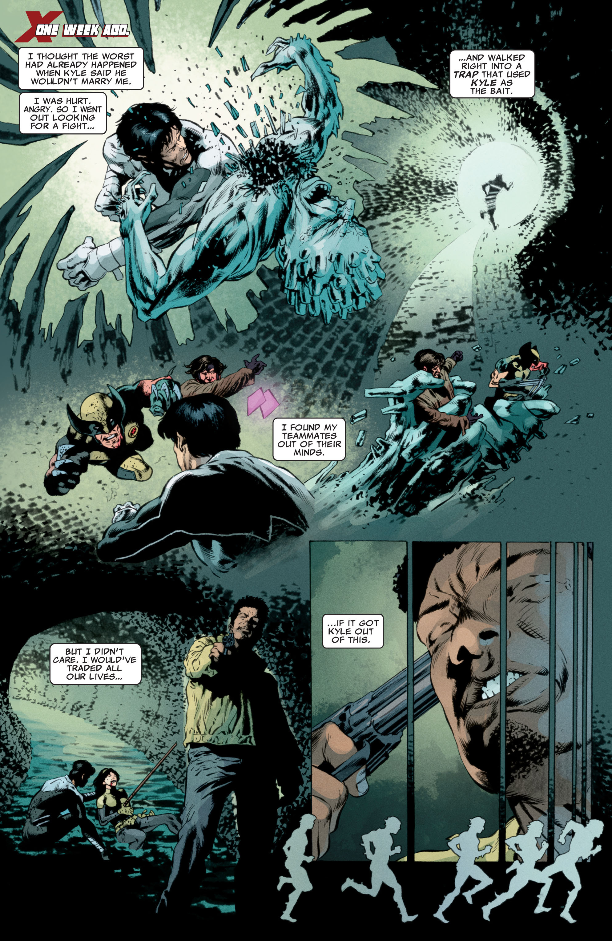 Read online Astonishing X-Men (2004) comic -  Issue #51 - 6
