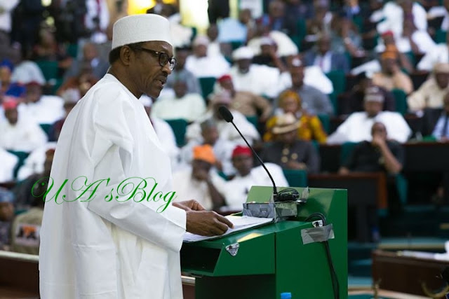 "Confront me publicly"" – Buhari dares National Assembly"