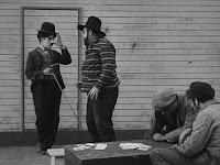 """Кадр из фильма Чарли Чаплина """"Иммигрант"""" (1917) - 5"""