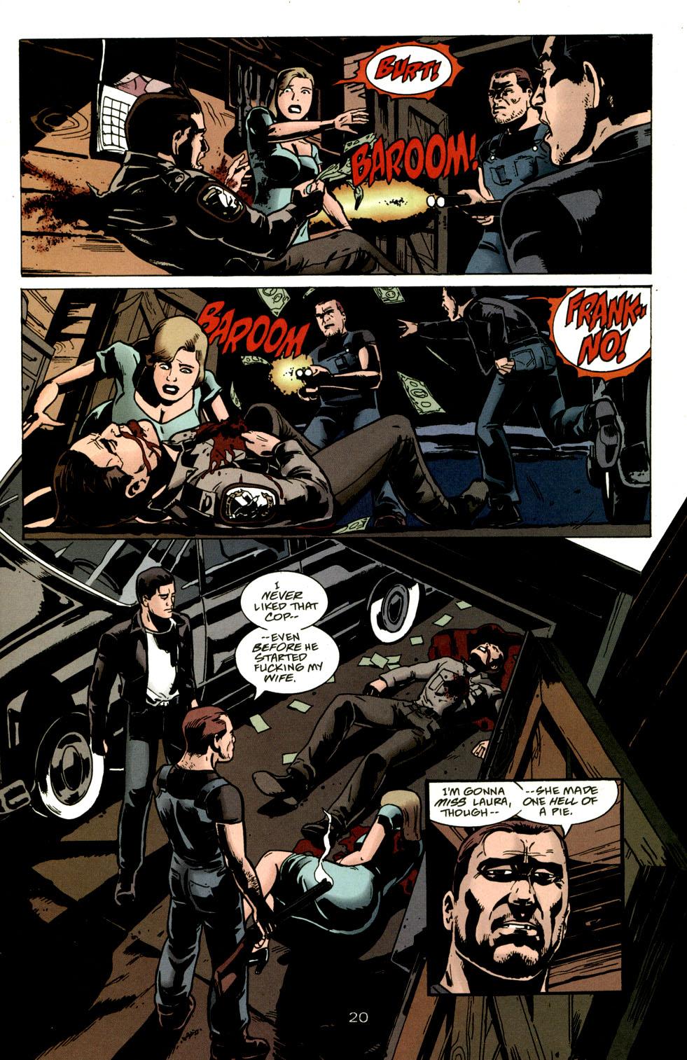 Read online American Century comic -  Issue #9 - 22
