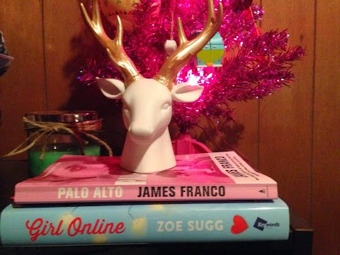 Something About Books | Blogmas Day 7!