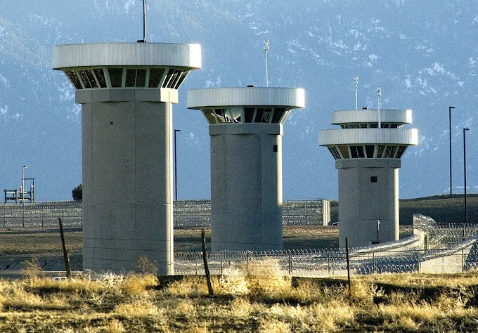 Supermax, considerada a prisão mais segura dos EUA