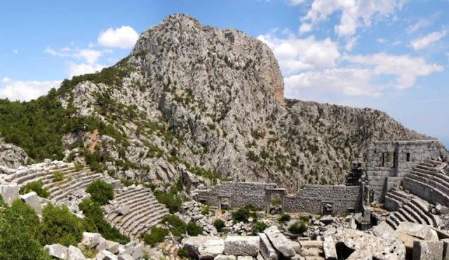 Antalya tarihi yerleri