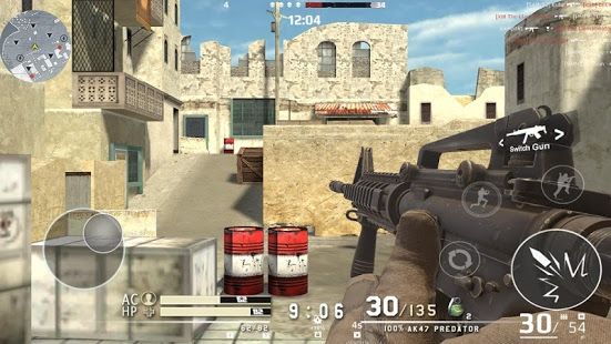 Download Counter Terrorist Smart Shooting Mod Apk Unlimited Money