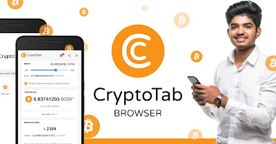 CryptoTab, a great browser with familiar interface and nice