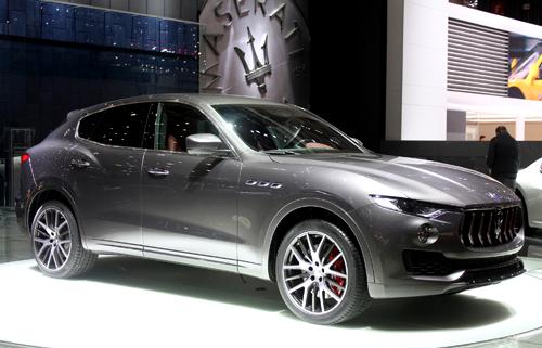 Giá xe SUV Maserati Levante bao nhiêu tại Việt Nam