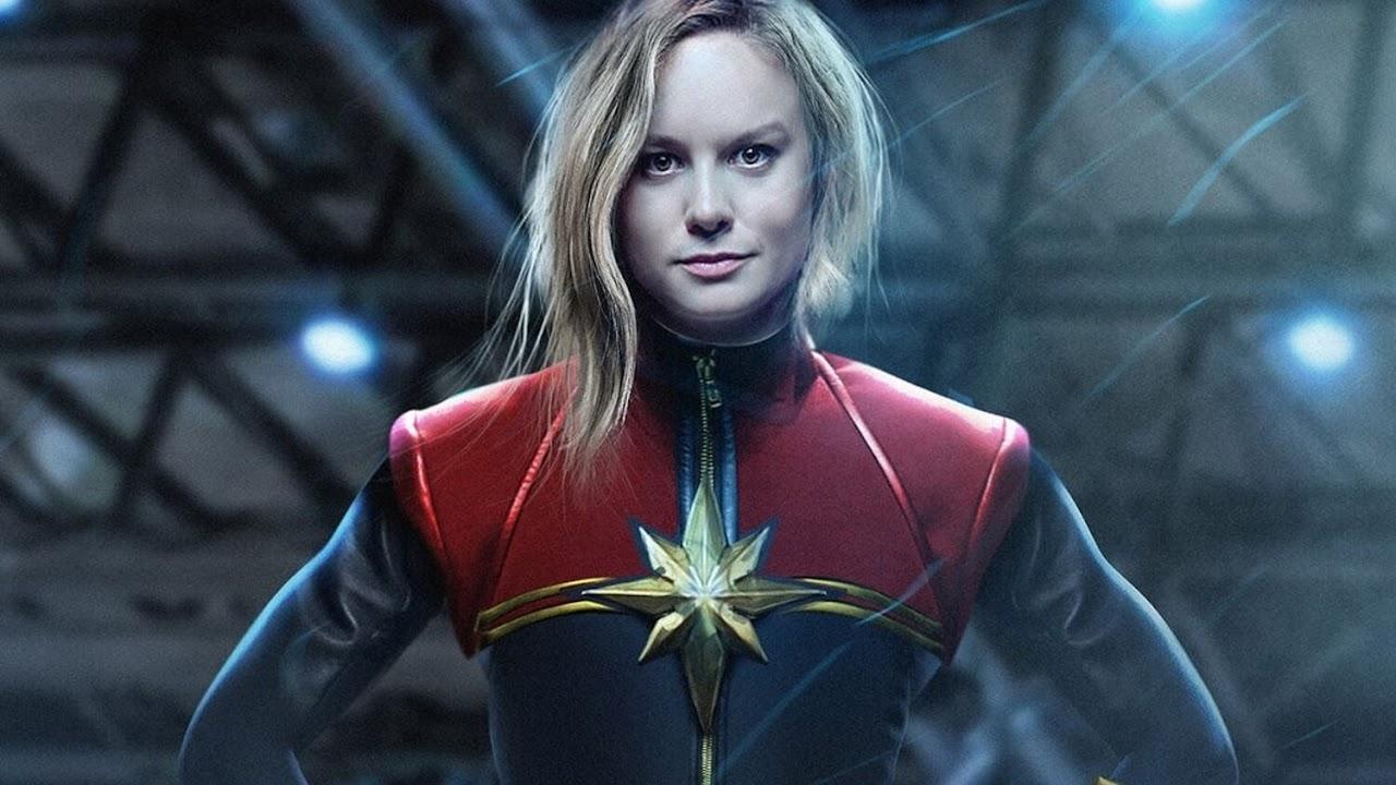 Capitã Marvel quase usou um capacete totalmente diferente em Vingadores: Ultimato; É épico!