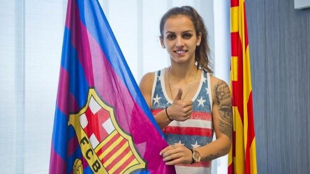 Fußball: Andonova wechselt von PSG zum FC Barcelona