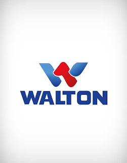 walton new logo, walton logo, walton, logo, vector, walton new vector logo