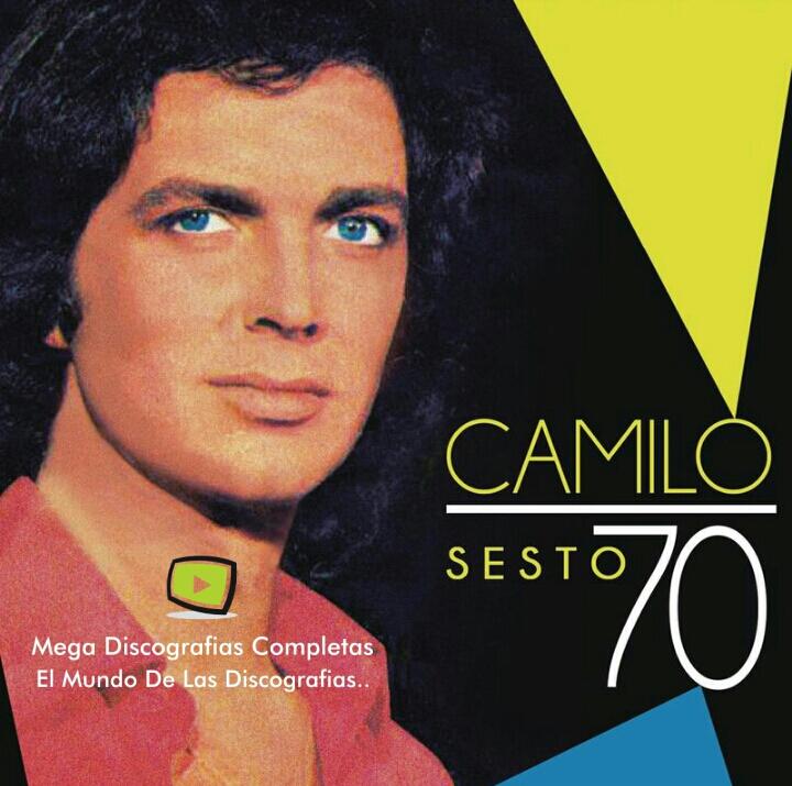 Descargar Discografia Camilo Sesto Mega Discografias Completas