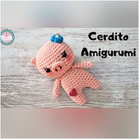 http://amigurumislandia.blogspot.com.ar/2019/04/amigurumi-cerdito-patrigurumis.html