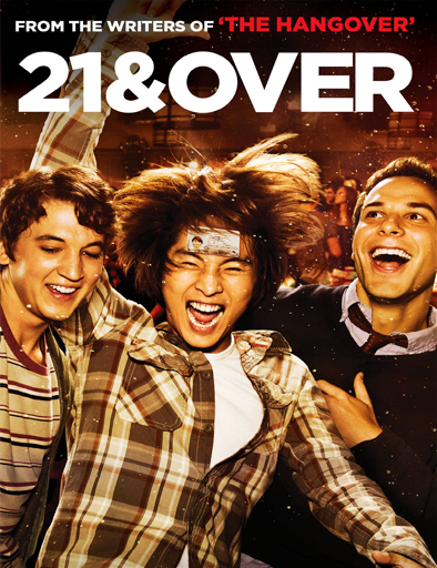 Ver 21 and Over (21, la gran fiesta) (2013) Online