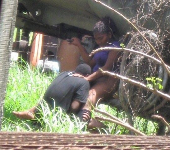Pussy In Jamaica 39