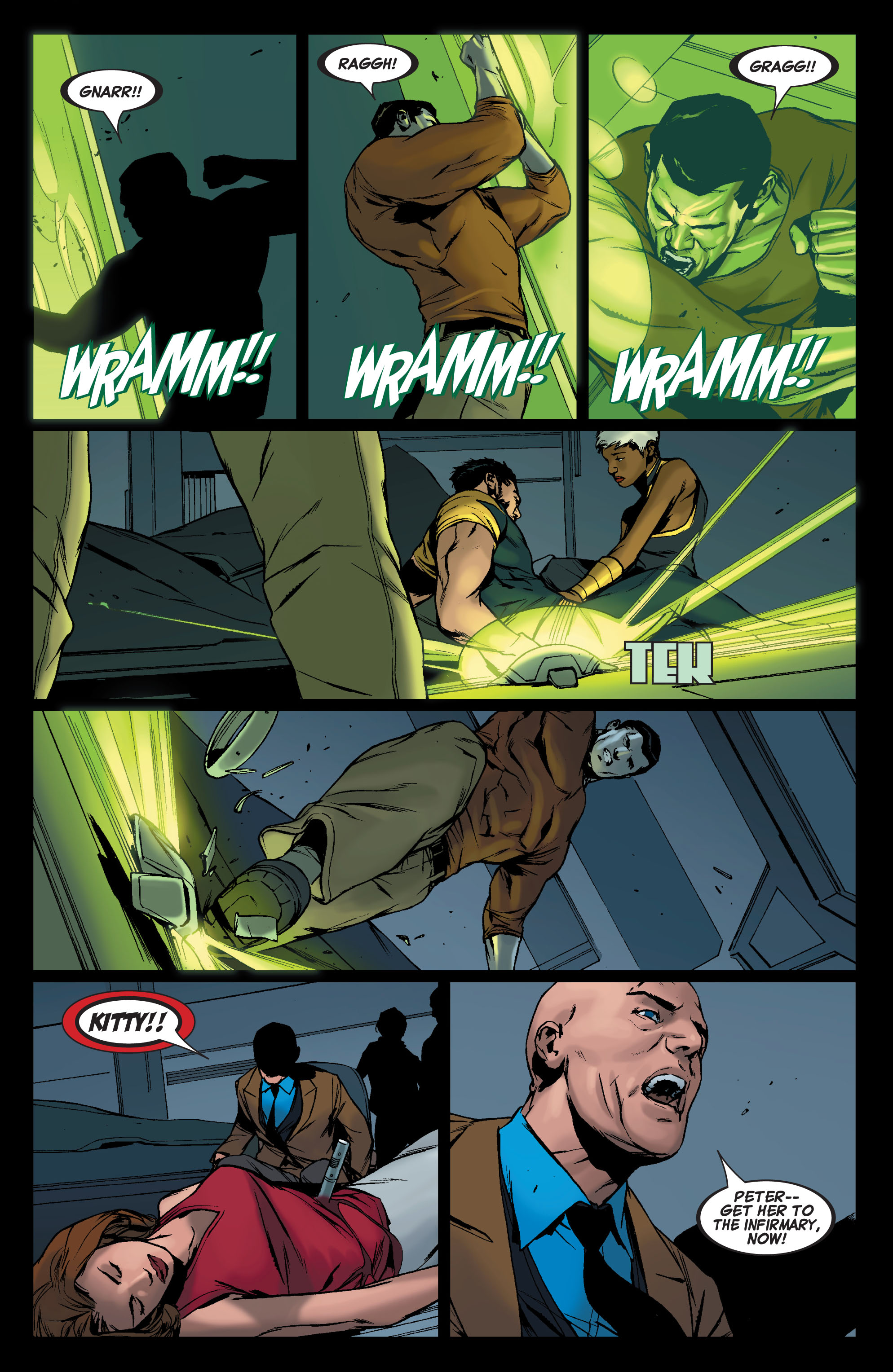 Read online Ultimate X-Men comic -  Issue #76 - 15