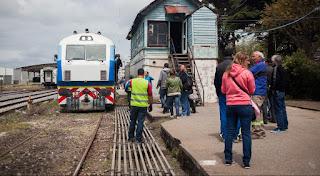 Vuelta del Tren: no logran optimizar los tiempos de recorrido