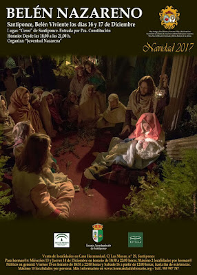 Belén Viviente 2017 - Santiponce