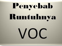 Penyebab Runtuhnya VOC