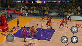 Download NBA Live Mobile v1.0.6 Apk Android