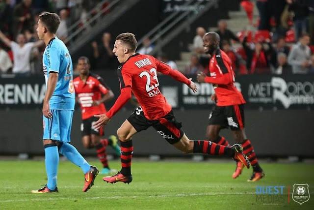 Hunou Rennes Ligue 1