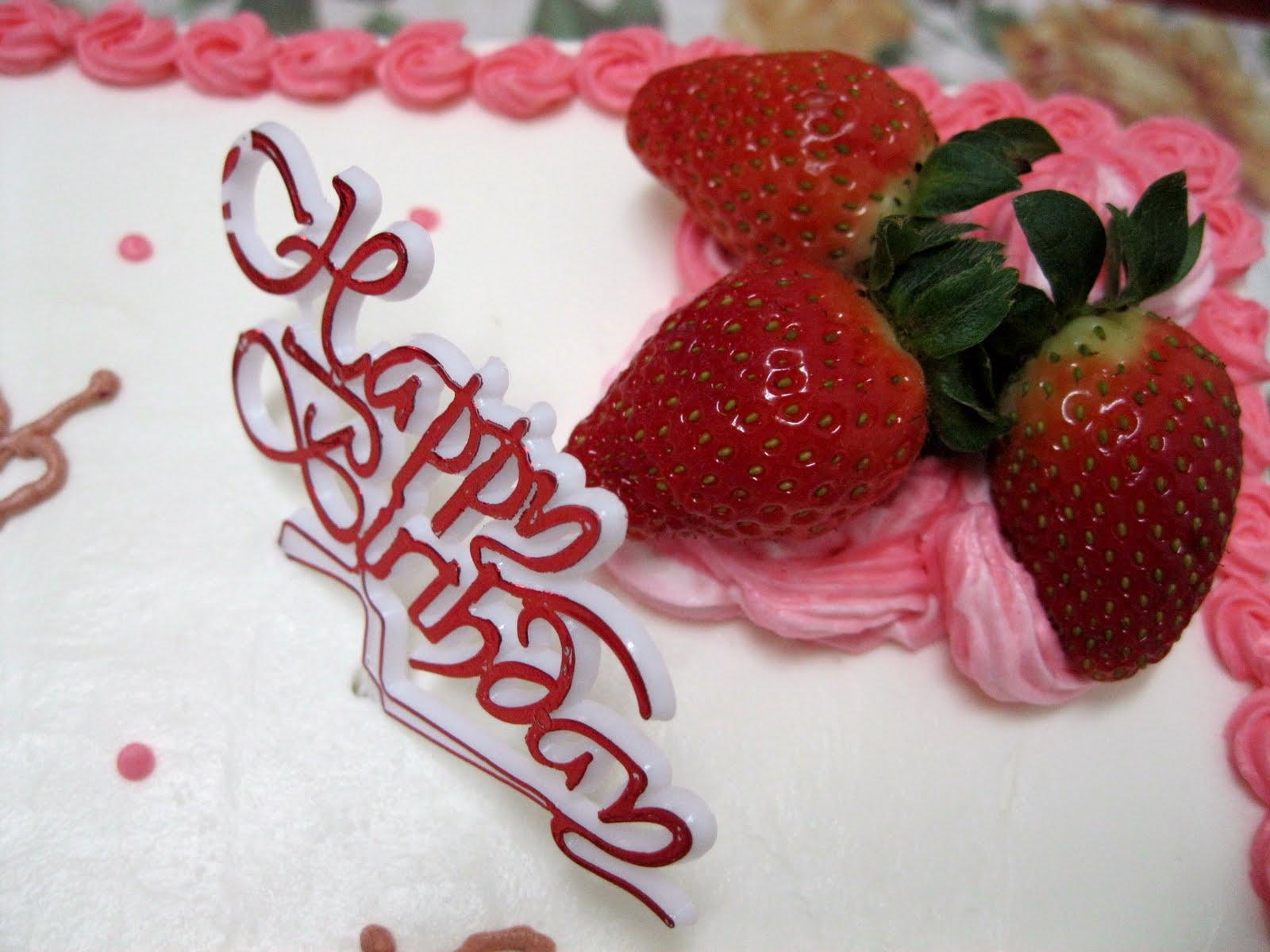 Qaseh Delight Ipoh Perak Kek Birthday Untuk Cikgu