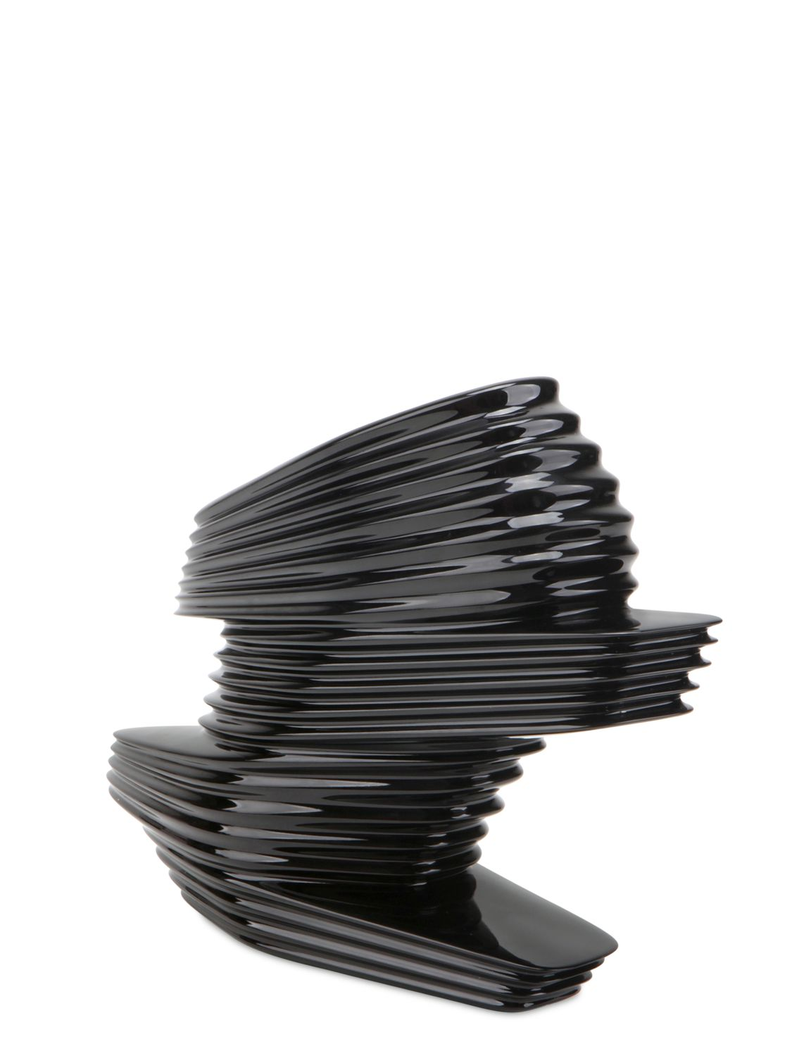 Zaha Hadid Carbon Fibre High Heels for United Nude