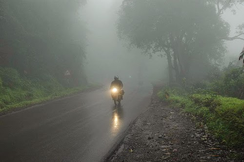 Monsoon in Kerala