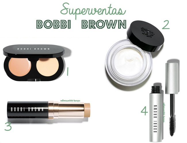 Favoritos de Bobbi Brown