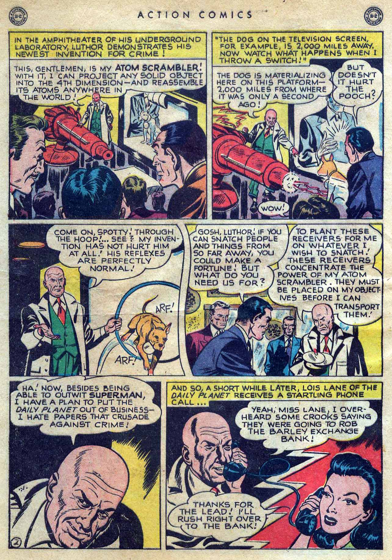 Read online Action Comics (1938) comic -  Issue #131 - 4