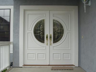Model Pintu Ganda